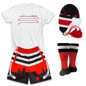 Chicago Pride Hockey Outfit