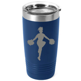 Cheerleading 20 oz. Double Insulated Tumbler - Low Liberty
