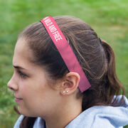 Athletic Juliband No-Slip Headband - Personalized Solid