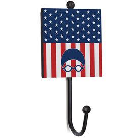 Swimming Medal Hook - USA Swim
