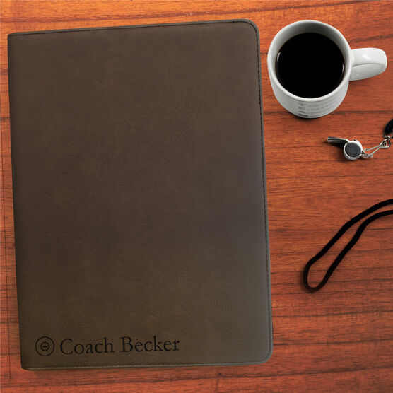 Wrestling Executive Portfolio - Coach Name with Icon