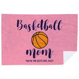 Basketball Premium Blanket - Basketball Mom