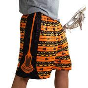 Hat-Trick or Treat Lacrosse Shorts