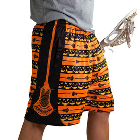 Hat-Trick or Treat Lacrosse Shorts