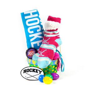 Hockey Girl Easter Basket 2019 Edition