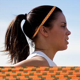 Bunji BAND Elastic Headbands for Athletes - Lily