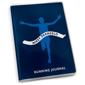 GoneForaRun Running Journal - Personalized Male Runner