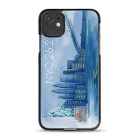 Running iPhone® Case - New York City Sketch