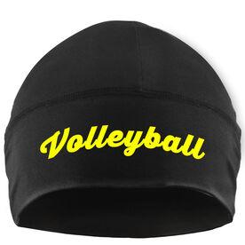 Beanie Performance Hat - Volleyball Script