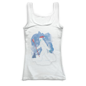 Crew Vintage Fitted Tank Top - Abominable Rower