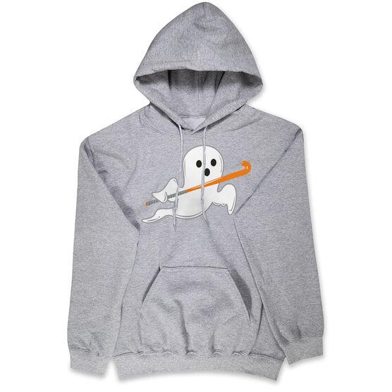 Field Hockey Hooded Sweatshirt - Field Hockey Ghost