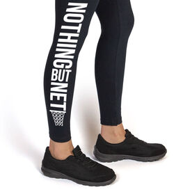 Basketball Leggings - Nothing But Net
