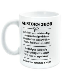 Coffee Mug - Seniors 2020 Our Future Is Bright