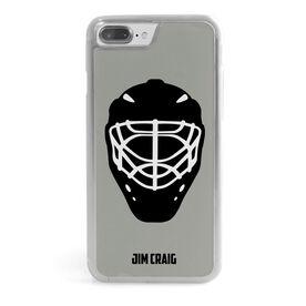 Hockey iPhone® Case - Personalized Goalie Mask