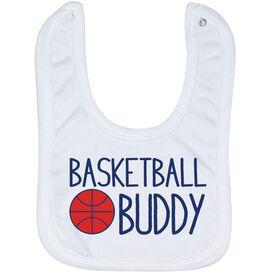 Basketball Baby Bib - Basketball Buddy