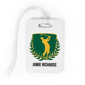 Golf Bag/Luggage Tag - Custom Logo