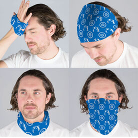 Wrestling Multifunctional Headwear - Wrestling Pattern RokBAND