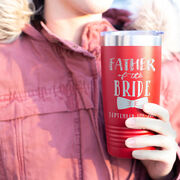 Personalized 20 oz. Double Insulated Tumbler - Father Of The Bride