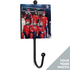 Hockey Medal Hook - Your Team Photo