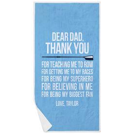 Crew Premium Beach Towel - Dear Dad