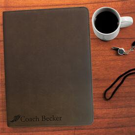 Cross Country Executive Portfolio - Coach Name with Icon
