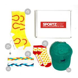 Softball SportzBox™ Gift Set - Up To Bat