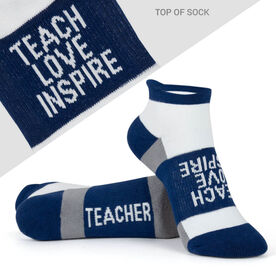 Socrates® Woven Performance Sock - Teacher