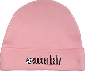 Soccer Baby Cap