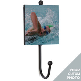 Swimming Medal Hook - Your Player Photo
