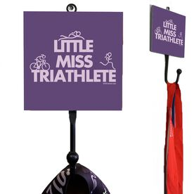 Medal Hook Little Miss Triathlete