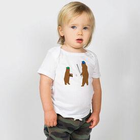 Baseball Baby T-Shirt - Bears
