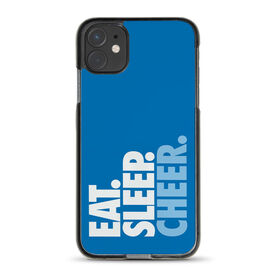 Cheerleading iPhone® Case - Eat. Sleep. Cheer.