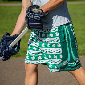 Shamrock Hockey Shorts
