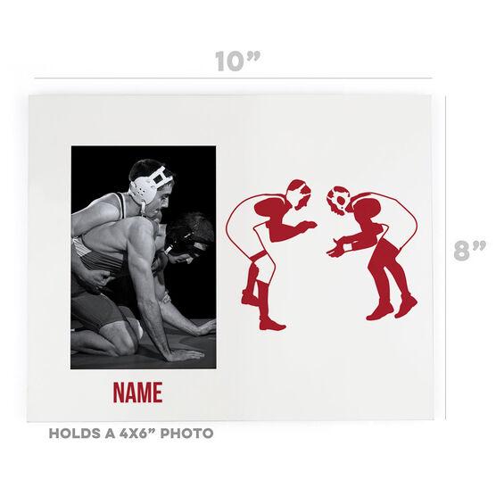 Wrestling Photo Frame - My Wrestler