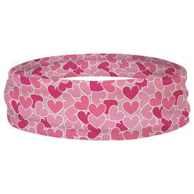 Multifunctional Headwear - Heart Pattern RokBAND