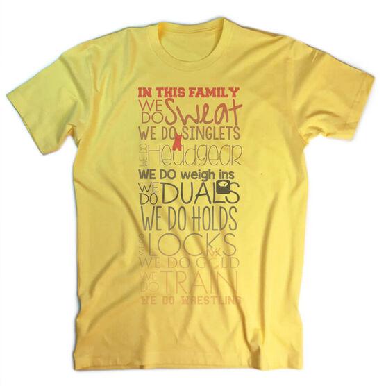 Vintage Wrestling T-Shirt - We Do Wrestling