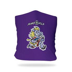 Seams Wild Football Multifunctional Headwear - Dusty RokBAND