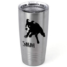 Personalized 20 oz. Double Insulated Tumbler - Mutt