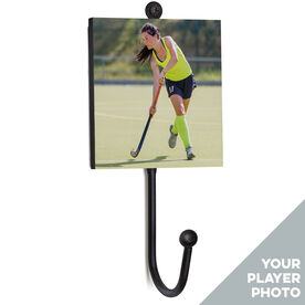 Field Hockey Medal Hook - Your Player Photo