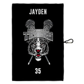 Lacrosse Bag Towels Team Logo
