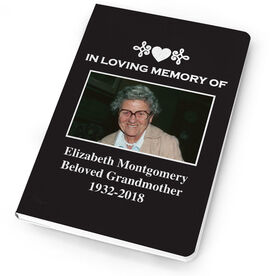 Personalized Notebook - In Loving Memory Of