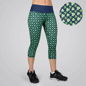 Running Performance Capris - Lucky Runner