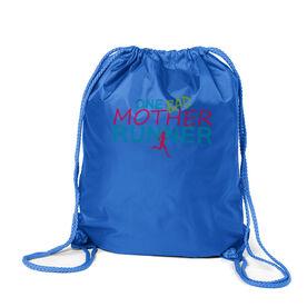 Running Sport Pack Cinch Sack One Bad Mother Runner