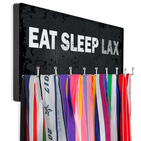 Lacrosse Hook Board Eat Sleep Lax