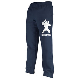 Ping Pong Fleece Sweatpants King Pong