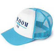 Personalized Trucker Hat - Groom (Bowtie)