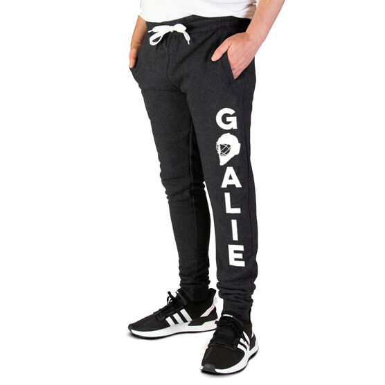 Hockey Men's Joggers - Hockey Goalie