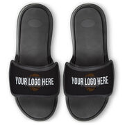 Basketball Repwell® Slide Sandals - Your Logo