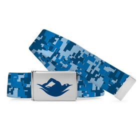 Swim Lifestyle Belt Swim Digital Camo