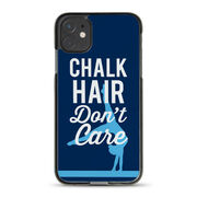 Gymnastics iPhone® Case - Chalk Hair Don't Care